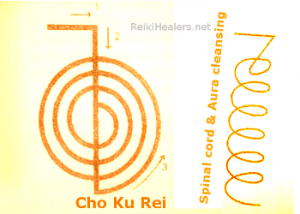 Cho Ku Rei - Power Symbol