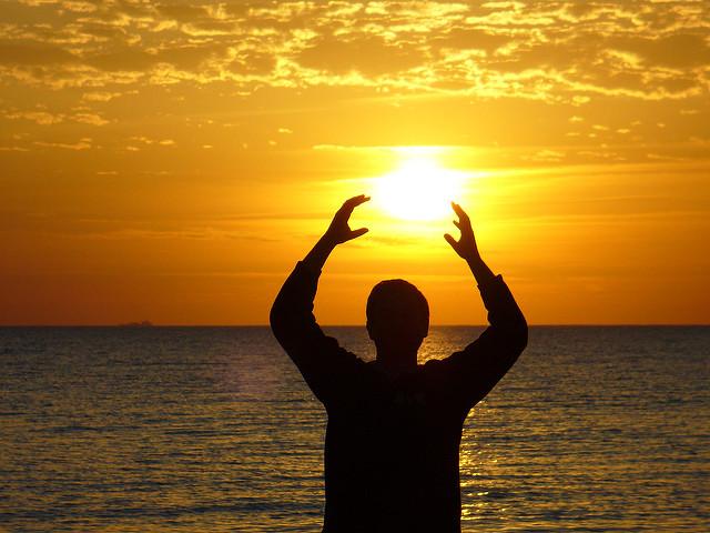 Sun Healing Meditation
