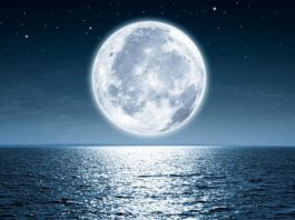full moon reiki