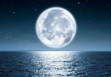 full moon reiki